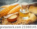 bottle, corn, cornmeal 23360145