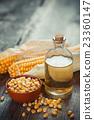 bottle, corn, oil 23360147