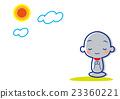 地藏 石像 地藏雕像 23360221