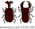 牙買加犀金龜 昆蟲 鍬形蟲 23361285