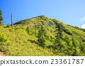 山峰 自然 頂峰 23361787