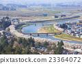 Hinoki Uchikawa Tsutsumi Cherry Blossom Akita Prefecture Semboku City Kakunodate Town 23364072
