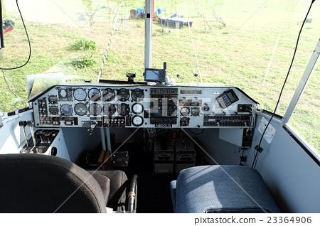 Airship cockpit 23364906