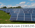 Solar power plant - Photovoltaic panels 23365295