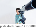 scope, person, telescope 23366800