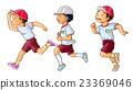男孩 奔跑 运行 23369046