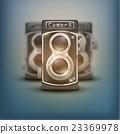 照相机 矢量 矢量图 23369978