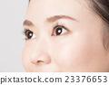 眼睛 目光 女性 23376653