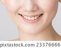 牙齿 齿轮 女性 23376666