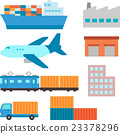 transport, transporting, containerized 23378296