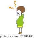 懷孕 孕婦 妊娠 23380401