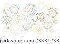 불꽃 놀이, 불꽃 놀이 대회, 여름 축제 23381238