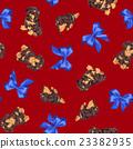 臘腸犬 彩帶 緞帶 23382935