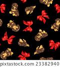 臘腸犬 彩帶 緞帶 23382940