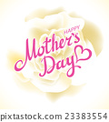 Happy Mothers Day Beautiful Blooming whire Rose  23383554