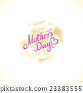 Happy Mothers Day Beautiful Blooming whire Rose  23383555