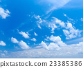 clouds in the blue sky 23385386