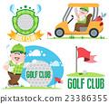 Golf club 23386355