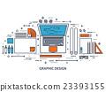 design, web, graphic 23393155