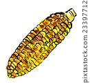插圖 烤玉米棒 玉米 23397712
