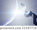 Artificial Satellite, earth, globe 23397718