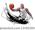 篮球 男性 男人 23400360