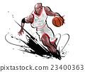 篮球 男性 男人 23400363