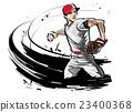 棒球 人 人物 23400368