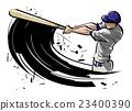 棒球 素描 草圖 23400390