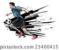 男性 男人 足球 23400415