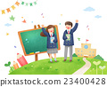 教育 学生 高中生 23400428