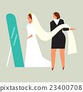新娘 人物 人 23400708