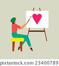 藝術品 藝術 愛好 23400789