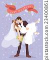 新娘 夫妇 一对 23400861
