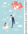 新娘 夫妇 一对 23400867