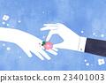 夫婦 戒指 一對 23401003