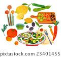 蔬菜 烹飪 煮菜 23401455