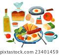 食物 食品 插圖 23401459