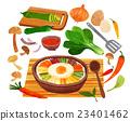 食物 食品 插图 23401462