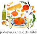 烹饪 细意大利面 食物 23401469