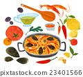 蔬菜 紅辣椒 烹飪 23401566