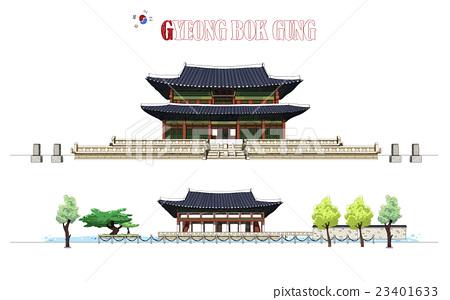 빌딩가, 건물, 건축물 23401633