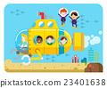 插图 海 儿童 23401638