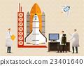 插圖 火箭 調查 23401640