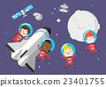 兒童 火箭 小朋友 23401755