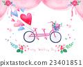 自行車 腳踏車 插圖 23401851