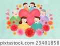 家庭 家族 家人 23401858