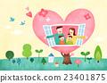 家庭 愛情 愛 23401875