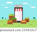 蔬菜 iphone 智慧手機 23401917