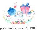 插图 婚礼 活动 23401989